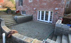 Retaining Wall Project 1