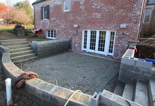 Retaining Walls Alpha And Omega Property Services