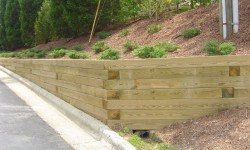 Retaining Wall Project 5