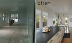 Renovation Project Before and After