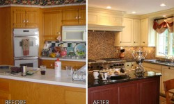 Westfield Goldberg Before and After