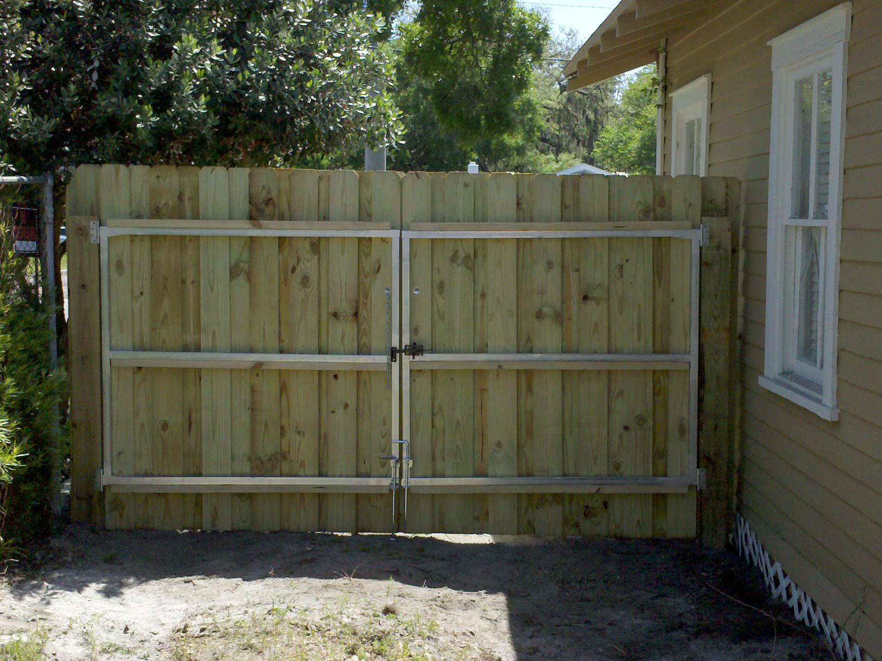 Fence plan wooden fences Fence planner